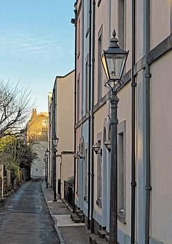 Victorian Street by Bishopston Fine Art