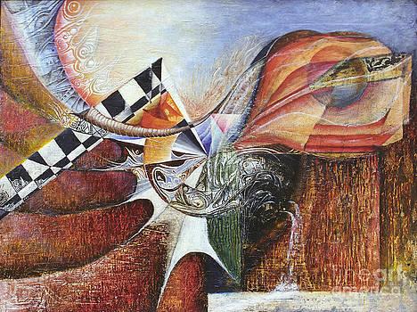 Victory over evil by Anatoliy Tarasiuk