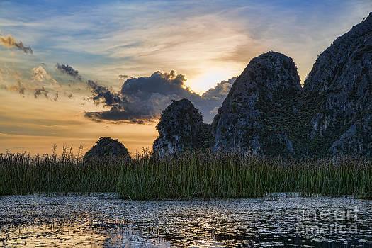Chuck Kuhn - Vietnam Van Long Nature