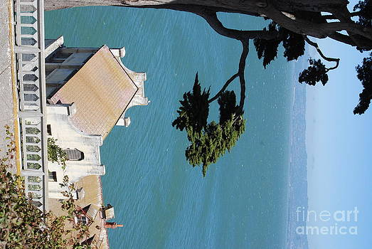 View from Alcatraz by George Mount