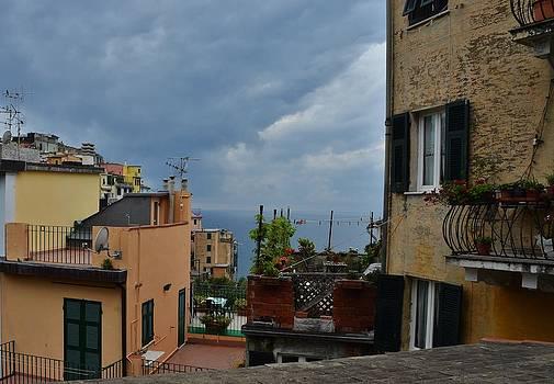 View from Corniglia - Cinque Terre by Dany Lison