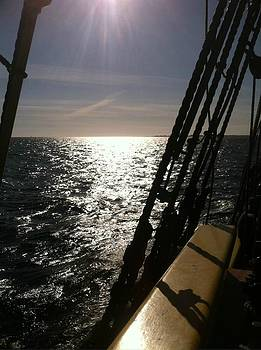 View from Lady Washington by Deahn      Benware
