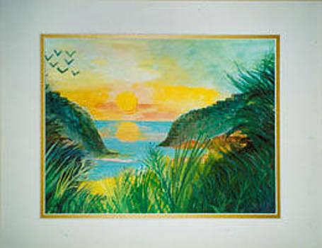 Anne-Elizabeth Whiteway - View into Paradise