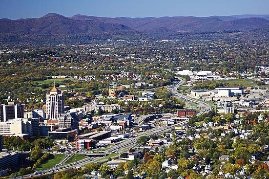 Jennifer Lamanca Kaufman - View of Roanoke VA