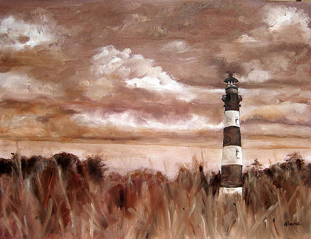 Diane Kraudelt - View Of The Outer Banks