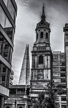 View of the Shard by Stuart Gennery