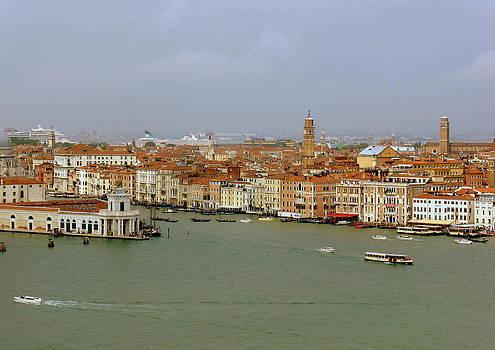 Bishopston Fine Art - View of Venice from San Giorgio Maggiore