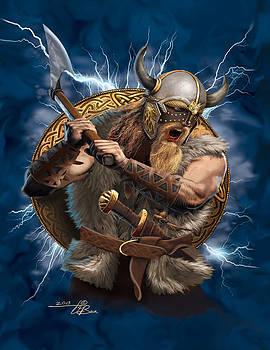 Viking Ice by  Orlando Baca