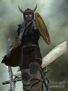 Corey Ford - Viking Man