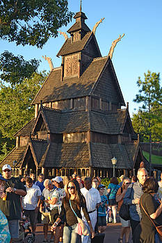 Viking Pavilion by Harold Shull