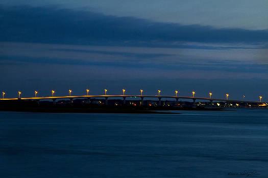 Vilano Bridge by Kathy Ponce