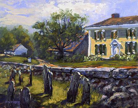 Village Colloquy by Ken Fiery