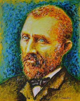 Vincent Van Gogh by Victor Minca