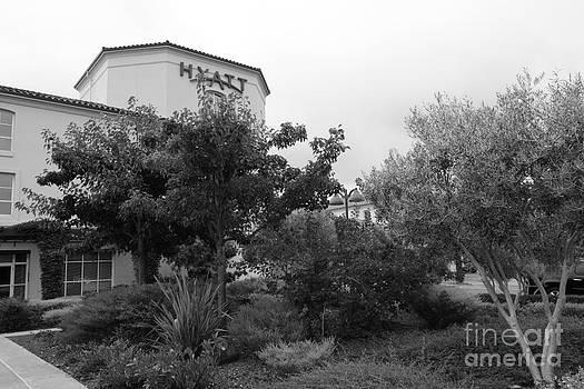 Wingsdomain Art and Photography - Vineyard Creek Hyatt Hotel Santa Rosa California 5D25795 bw