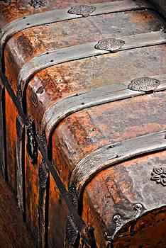 Judy Hall-Folde - Vintage Bag is Packed
