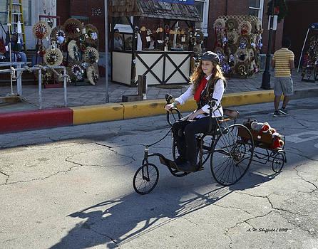 Allen Sheffield - Vintage Bicycle