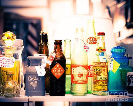 Sonja Quintero - Vintage Bottles