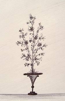 Vintage Bouquet by Christine Corretti
