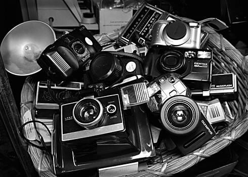 Cindy Nunn - Vintage Cameras 3