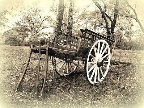 Bishopston Fine Art - Vintage Cart