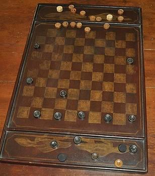 Daryl Macintyre - Vintage Checkerboard