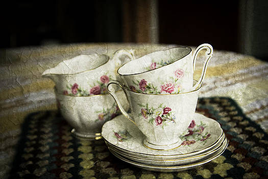 Vintage China by Lesley Rigg