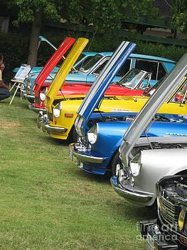 Vintage Datsuns by Matt James