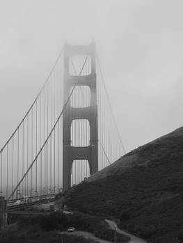 Vintage Golden Gate by Claudio Bacinello
