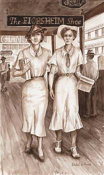 Vintage Ladies by Barbel Amos