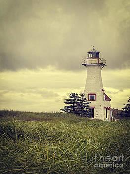 Edward Fielding - Vintage Lighthouse PEI