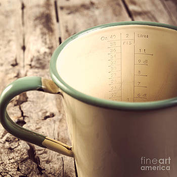 Tim Hester - Vintage Measuring Jug Filtered