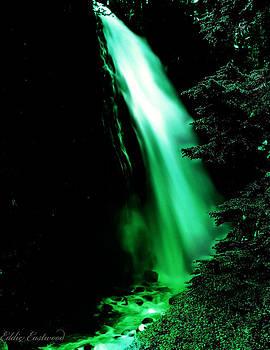 Vintage Narada Falls early 1900 era... by Eddie Eastwood