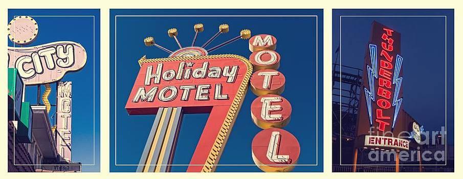 Edward Fielding - Vintage Neon Signs Trio