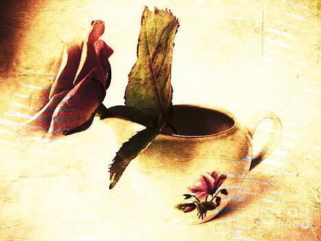Vintage Rose by Victoria Kir