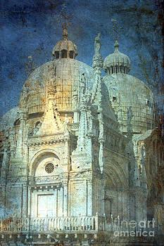 Patricia Hofmeester - Vintage saint Marco basilicia in Venice