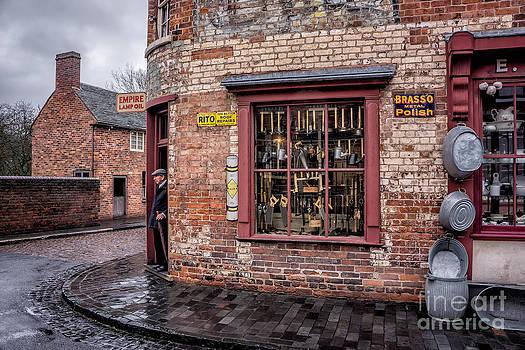 Adrian Evans - Vintage Shop