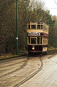 Vintage Trolley Tram by Doc Braham