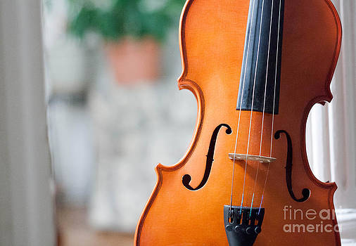 Violin by Valerie Morrison