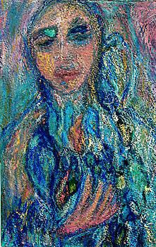 Virgen de los Pajaros 2 by Tolere
