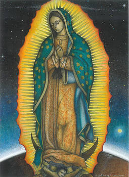 Virgin In The Univers by Daniel Levy policar