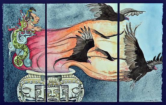 Vision Serpent by Kristen Holmberg