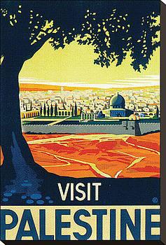 Visit Palestine by Vintage