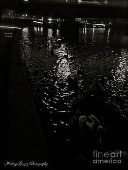 Vistula River at the Wawel Hill Cracow. Poland. by  Andrzej Goszcz