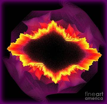 Gail Matthews - Volcanic explosion