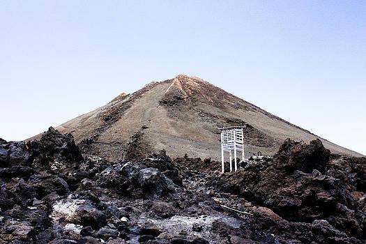 The Volcano Teide by Barbara Ki