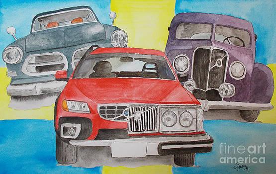 Volvo Nostalgi by Eva Ason