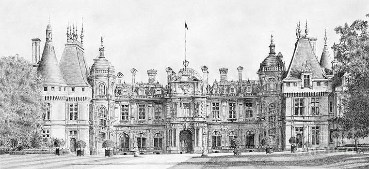 Waddesdon Manor by Stuart Attwell