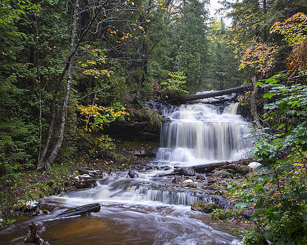 Jack R Perry - Wagner Falls