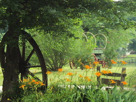 Wagon Days by Kathy Livermore