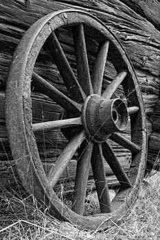 Wagon wheel by Alex Sukonkin